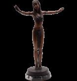 Petite Selena – Bronzefigur Tänzerin