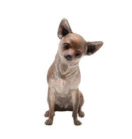Django – Sitzender Chihuahua