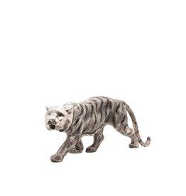 Art Deco Tiger – Bronzefigur