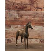 Philip Solo – Bronzefigur stehendes Pferd