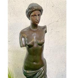 Venus von Milo – Bronzestatue