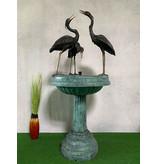 Fontaine Origami – Springbrunnen Bronze
