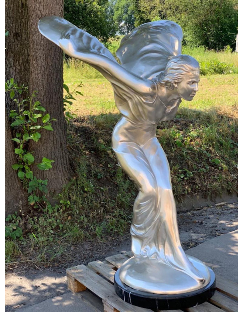 Grand Emily – Große Bronzestatue