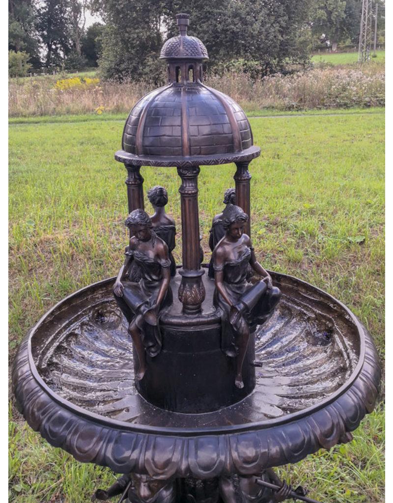 Grande Fontaine – Imposanter Springbrunnen