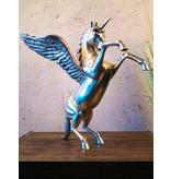 Pegasus – Einhorn Bronzefigur