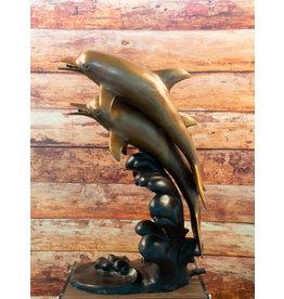 Apollon Duett – Wasserspiel zweier Delfine