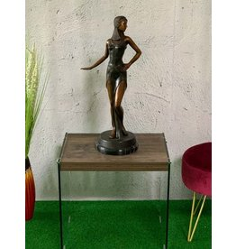Petite Selene – Bronzefigur