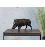 Petite Sus – Wildschweinfigur Bronze