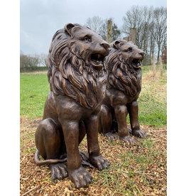 Tuteur Mios – Löwen Paar