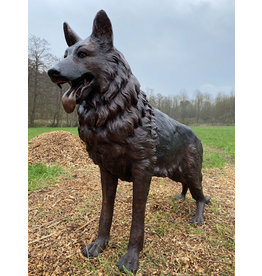 Grand Rex – Lebensgroßer Schäferhund