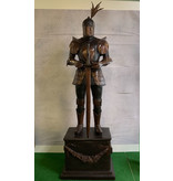 Lancelot – Lebensgroßer Ritter aus Bronze