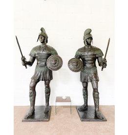 Achilles – Überlebensgroße Soldaten