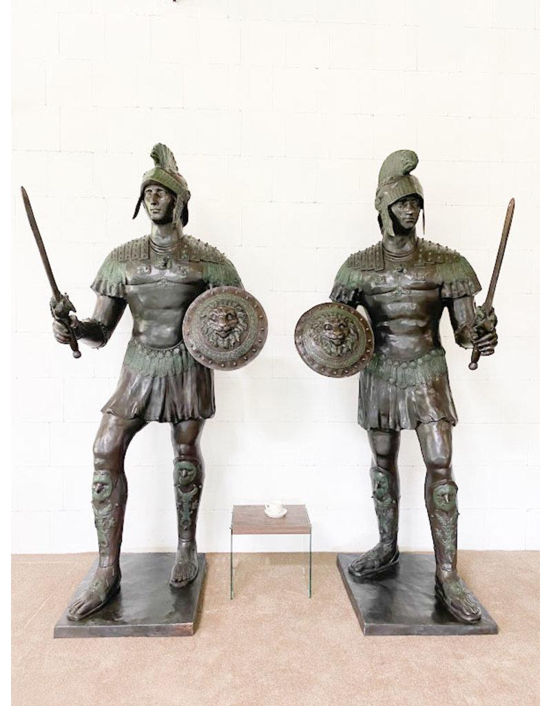 Achilles – Überlebensgroße Soldaten der Antike