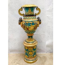 Magnificus – Große Vase Bronze