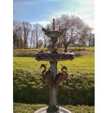 Demeter – Kraniche Springbrunnen aus Bronze