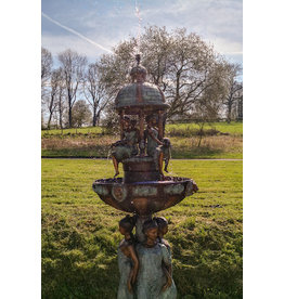 Medina – Brunnen aus Bronze