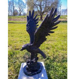 Petit Argos – Adler aus Bronze