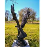 Petit Argos – Adler Bronzefigur