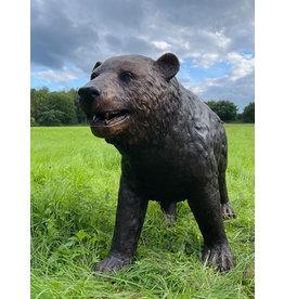 Ben – Großer Bär Bronzefigur