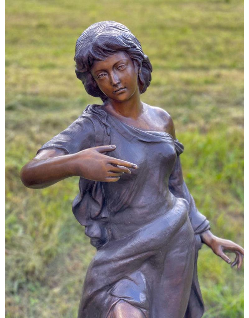 Le Quattro Stagioni – Bronzefiguren Set