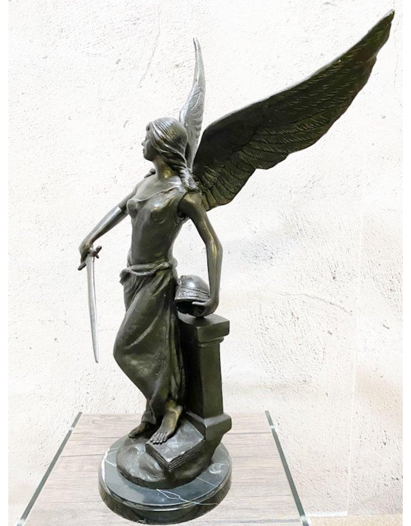Anihiel – Engel Bronzestatue