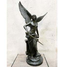 Anihiel – Engel Bronzefigur