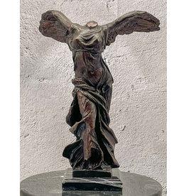 Nike von Samothrake – Bronzefigur