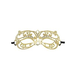 Ouch Tribal Venezianische Maske in Gold