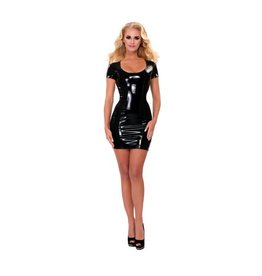Guilty Pleasure GP kurzes Kleid mit Dekolleté