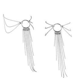 Bijoux Indiscrets Magnifique Fußkettchen - Silber