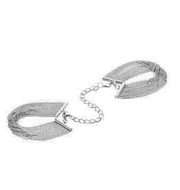 Bijoux Indiscrets Magnifique Handschellen - Silber