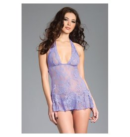 Be Wicked Taylor Babydoll - lila