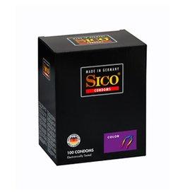 Sico Sico Colour - 100 Kondome