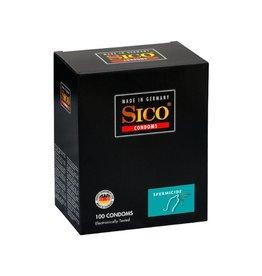 Sico Sico Spermicide - 100 Kondome