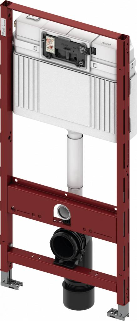 TECE TECEprofil inbouwreservoir frontbediening, 1120mm 9300045