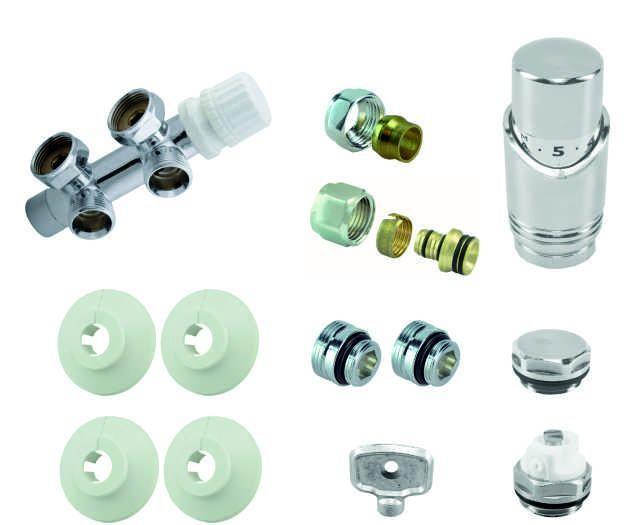 Korado Vertical Plan premium radiator T22, H2000, diverse breedte