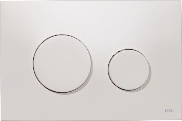 TECE TECEloop WC-bedieningsplaat kunststof