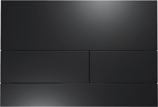 TECE TECEsquare II wc bedieningsplaat inox, diverse uitvoeringen