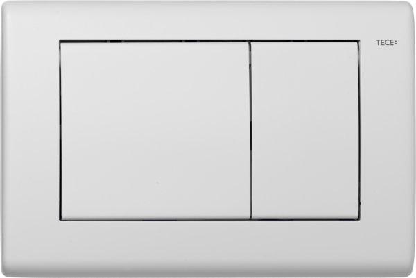 TECE TECEplanus WC-bedieningsplaat inox, diverse uitvoeringen