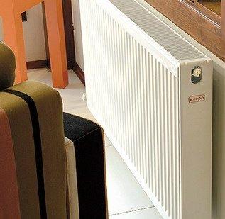 Copa Copa Konveks paneelradiator T22 H500 diverse breedte, inc. bevestigingsset, Vanaf €