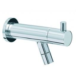 """Wiesbaden Amador KIWA Toiletkraan muurbev.1/2""""chroom"""