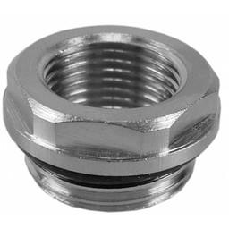 Saniglow Rad.reduceerplug  1/2x3/8 +O-ring