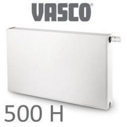 Vasco Vasco Flatline T21 H500, diverse breedte wit