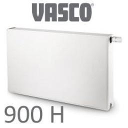 Vasco Vasco Flatline T21 H900, diverse breedte, wit