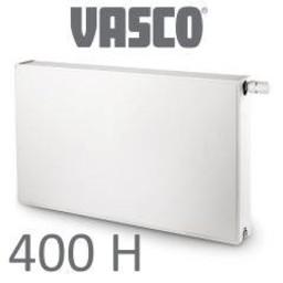 Vasco Vasco Flatline T22, H400 diverse breedte, wit
