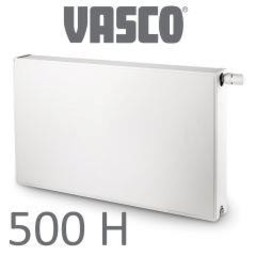 Vasco Vasco Flatline T22, H500, diverse breedte wit