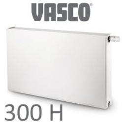 Vasco Vasco Flatline T33, H300, diverse breedte, wit