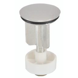 """Saniglow Losse Plug voor wastafel waste 5/4"""" chroom"""