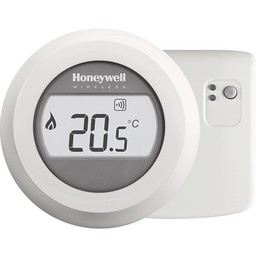 Honeywell Honeywell Round Wireless Modulation kamerthermostaat Y87RF2008