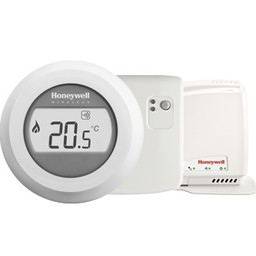 Honeywell Honeywell Round Connected Wireless aan/uit kamerthermostaat Y87RFC2032